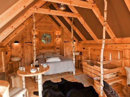 Les cabanes d 39 olivier - Acheter une cabane en bois ...